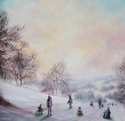 danny-abrahams-snow-days-new