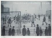 lowry-football-match