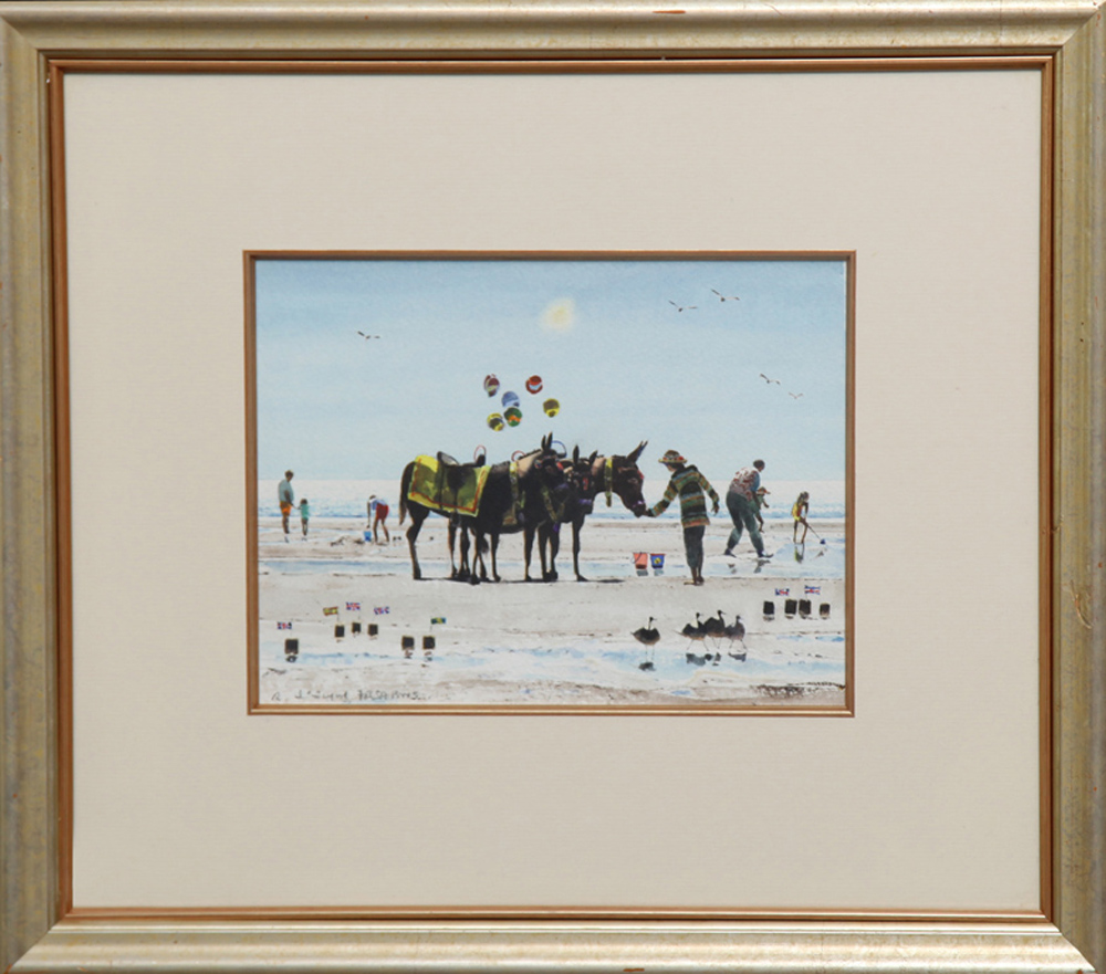 robert-littleford-donkey-at-seaside