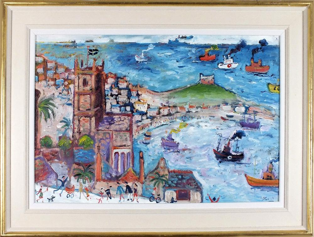Simeon Stafford - St Ives
