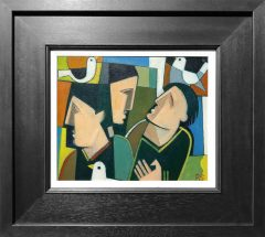 Peter Stanaway Homers Original Painting for Sale £599