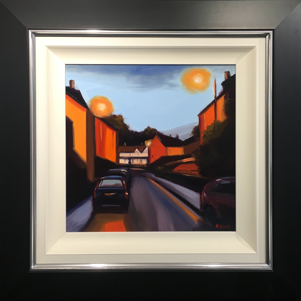 michael-ashcroft-early-evening-street-scene