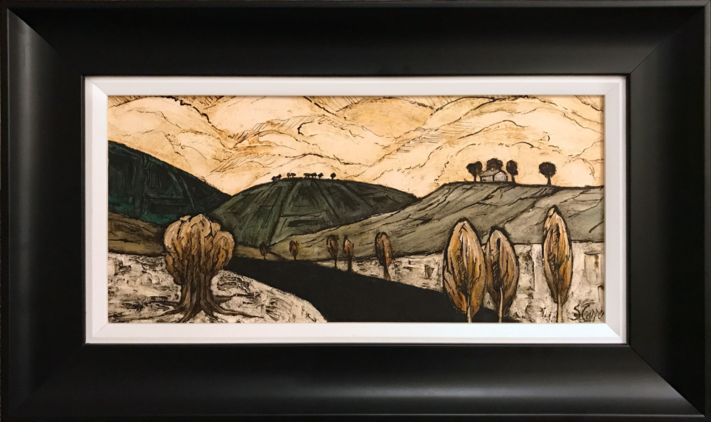 Steve Capper Northern Valley Original Painting