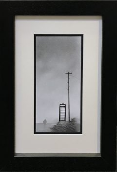 Dave Hartley Artist Original Pencil Drawings for sale