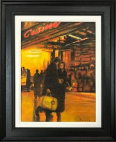 David Barrow Wigan Casino Northern Soul Original Painting