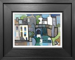 Peter Stanaway Original Painting for Sale - Todmorden