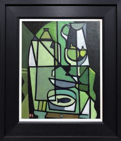 Peter Stanaway Original Painting for Sale - Still Life