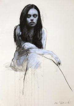 mark demsteader alana original painting for sale