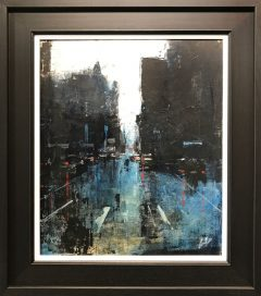 David Coulter Oxford St Vista Original Painting for sale