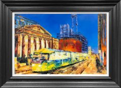 Hugh Winterbottom Manchester Art Gallery Painting SOLD