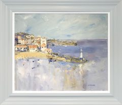 Judith Donaghy St Ives, Cornwall Original Painting