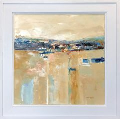 Judith Donaghy Welsh Hillside Original Painting