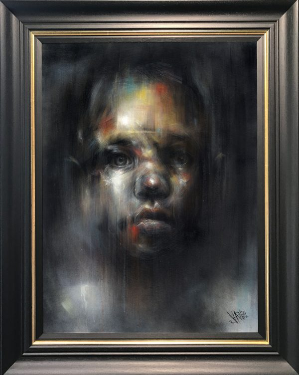 Rourke Van Dal Power & the Glory Original Painting for Sale
