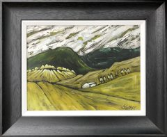 Steve Capper Northern Hills Original Painting for Sale