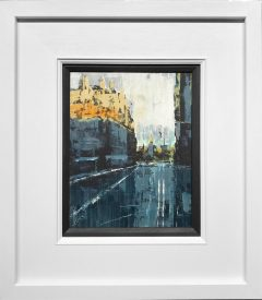 David Coulter Mount Street Study Original Painting