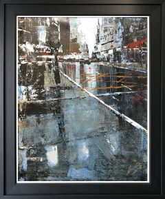 David Coulter St Peters Square Original Painting