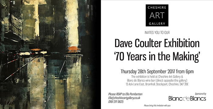 David Coulter exhibition