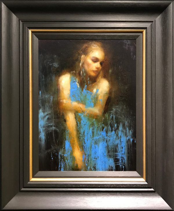 Mark Demsteader Colour Study Original for sale at Cheshire Art Gallery