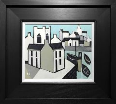 Peter Stanaway Pembrokeshire Original Painting for Sale