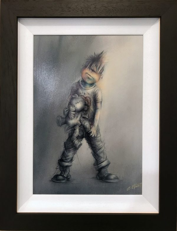 Craig Everett Sticks n Stones Original Painting for Sale
