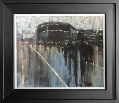 David Coulter Etihad II Original Painting for sale