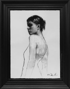 Mark Demsteader Amy Original for sale at Cheshire Art Gallery