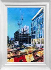Hugh Winterbottom Reaching for the Sky Original Painting for Sale