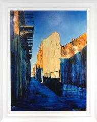 Hugh Winterbottom Northern Shadows Original Painting