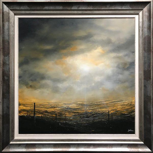 Danny Abrahams Original Painting Timeless Wonder