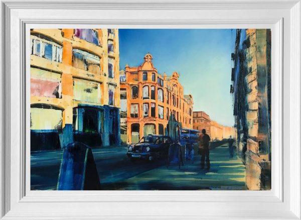 Hugh Winterbottom Sun Over Dale Street
