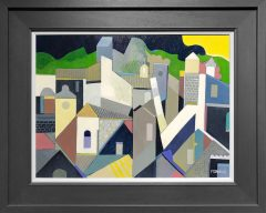 Peter Stanaway My Friend Johns House Original Painting for Sale