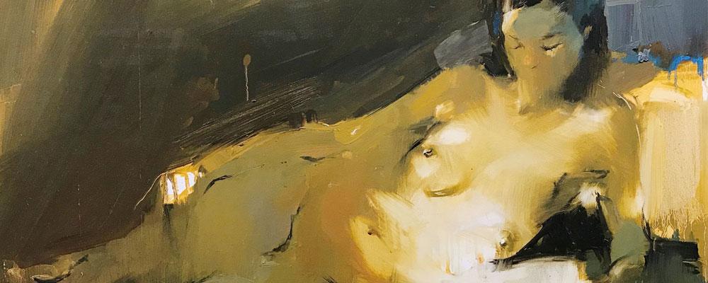 IRYNA YERMOLOVA - NEW ARTIST