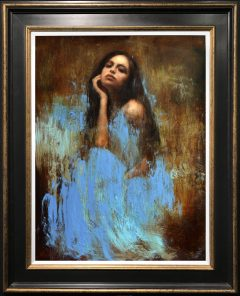 Mark Demsteader Alana in Blue