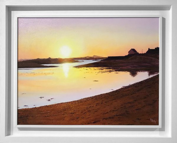 Phil Ashley Sunset in Anglesey
