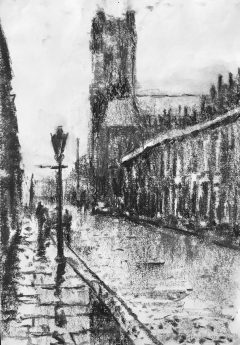 CAT No: 19 - DAVE COULTER - MANCHESTER STREET SCENE
