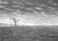 Dave Hartley The Forgotten Original Drawing 2