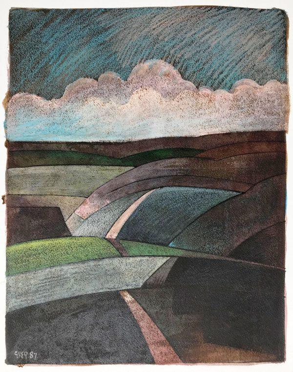 CAT No: 07 - GEOFFREY KEY - MOORLAND