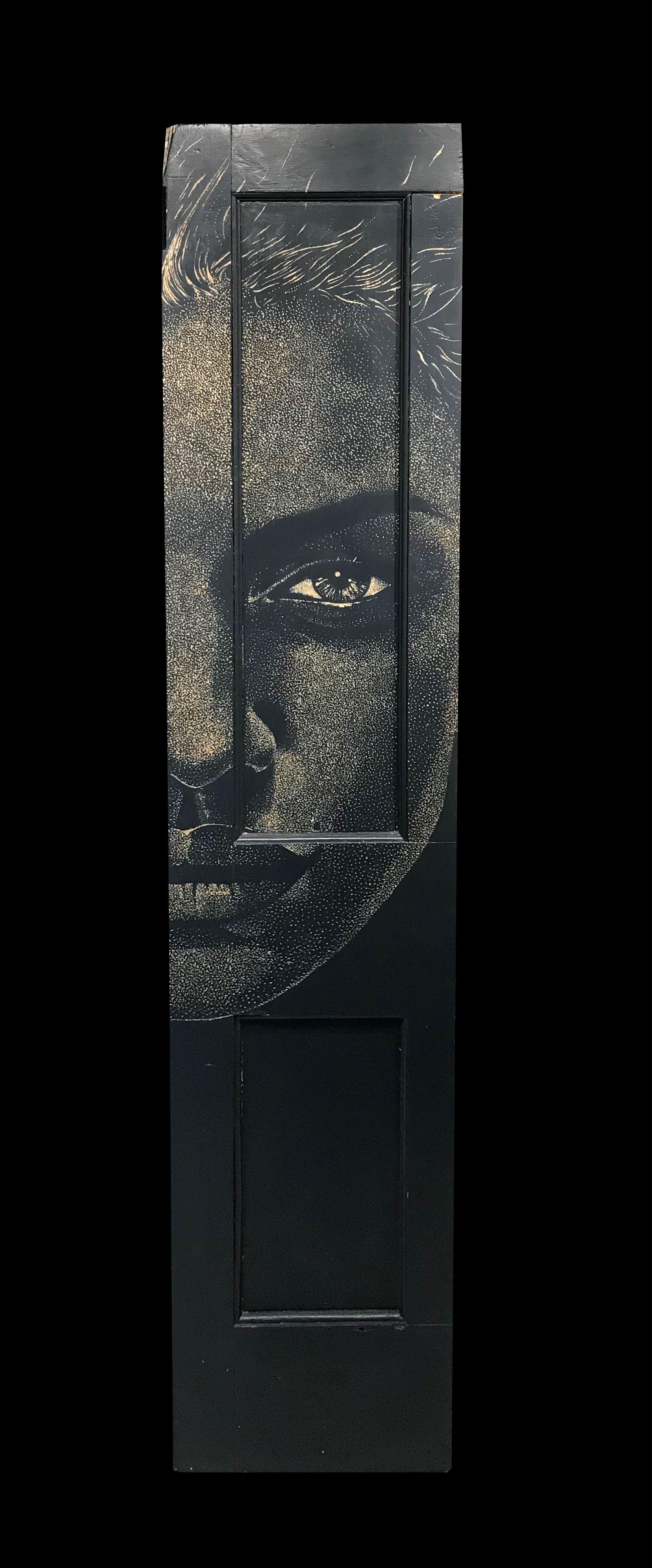 CAT No: 10 - JAMIE GREEN - BLACK DOOR