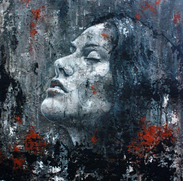 Jamie Green Artist - Rain