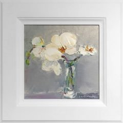 Judith Donaghy Orchids Original Painting