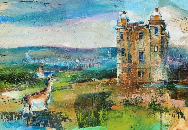 CAT No: 15 - ROB WILSON - THE CAGE, LYME PARK
