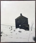 Peter Brook - Sheep Coming in as the Weather Closes In