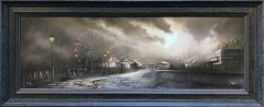 Bob Barker Come Rain or Shine Signed Limited Edition Print