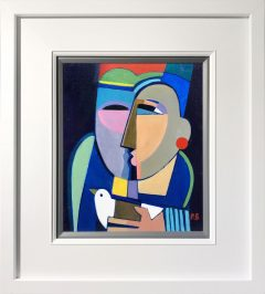 peter stanaway Bird in t'Hand