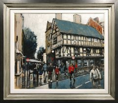 David Coulter Oswestry Original Painting for sale