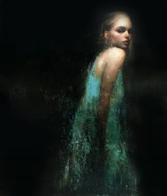 Mark Demsteader The Wilderness Original Oil Painting