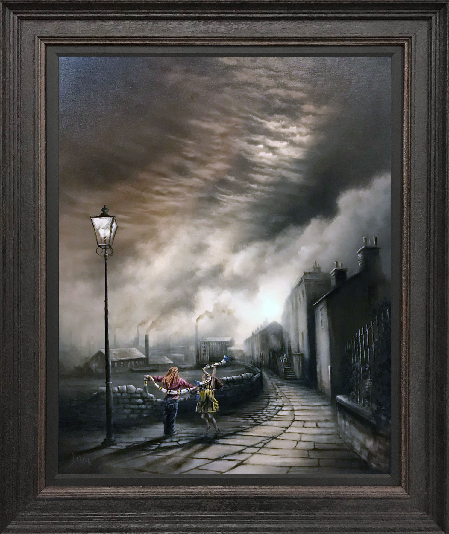 Bob Barker Original Painting For Sale Sometimes You Win