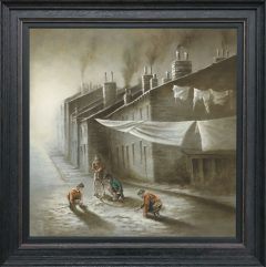 Bob Barker No Swaps Signed Limited Edition Print