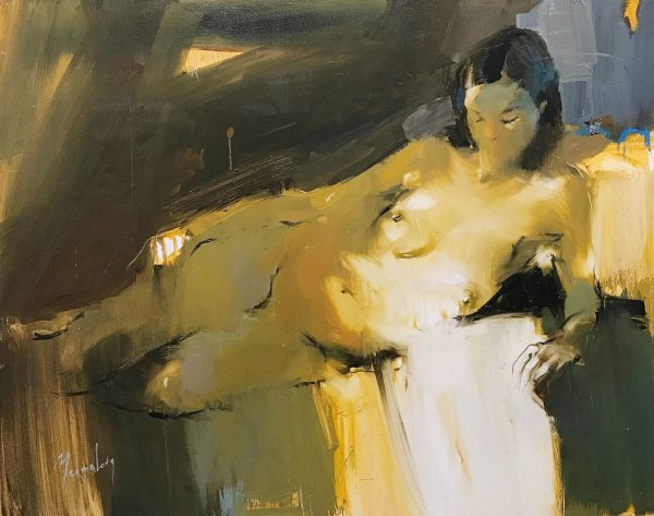 Iryna Yermolova - Golden Dust