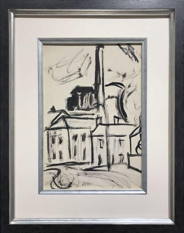 Alan Lowndes Portwood, Stockport